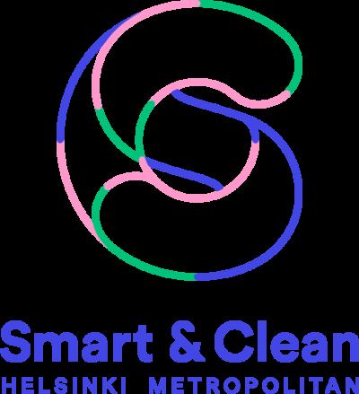 Helsinki metropolitan Smart&Clean logo